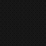 Neutralny Bezszwowy Liniowy zawijasa wzór dla Retro projekta Zdjęcie Royalty Free