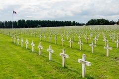 NEUVILLE ΆΓΙΟΣ-VAAST, FRANCE/EUROPE - 12 ΣΕΠΤΕΜΒΡΊΟΥ: Γαλλικό Nati Στοκ Φωτογραφίες