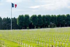 NEUVILLE SAINT-VAAST, FRANCE/EUROPE - 12-ОЕ СЕНТЯБРЯ: Француз Nati Стоковое Фото