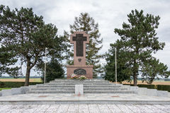 NEUVILLE SAINT-VAAST, FRANCE/EUROPE - 12 DE SEPTIEMBRE: La Targette Fotografía de archivo