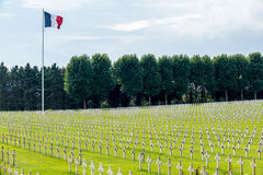 NEUVILLE SAINT-VAAST, FRANCE/EUROPE - 12 DE SETEMBRO: Francês Nati Foto de Stock
