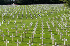 NEUVILLE SAINT-VAAST, FRANCE/EUROPE - 12 SETTEMBRE: Francese Nati Fotografie Stock Libere da Diritti