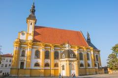 Neuzelle-Kloster, Deutschland stockfotos