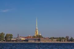 Neva Embankment Stock Photos