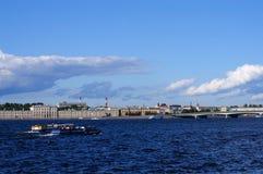 Neva en St Petersburg Imagenes de archivo