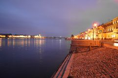 Neva Royalty Free Stock Images