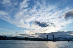 Neva River. Royalty Free Stock Photos