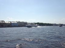 Neva River Royalty Free Stock Image