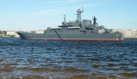 Neva River in St Petersburg Lizenzfreies Stockfoto