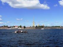 Neva St. Petersburg Royalty Free Stock Photos