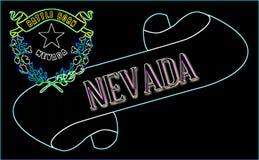 Nevada ślimacznica ilustracji