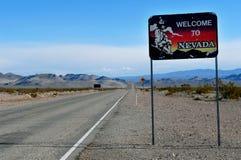 Nevada Lizenzfreie Stockfotografie