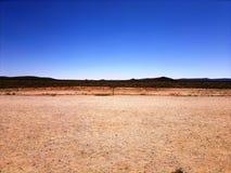 Nevada. On the way to Las vegas, Nevada has a nice resting area Royalty Free Stock Photos