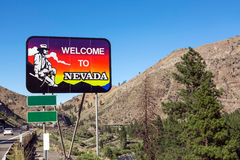 nevada Lizenzfreie Stockfotos