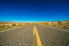 Nevada Backcountry Lizenzfreie Stockbilder