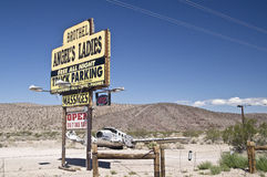 Nevada Bordello Stock Images