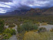 Nevada desert Stock Photo
