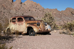 Nevada Desert Lizenzfreies Stockbild
