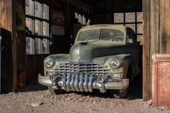 Nevada Desert Imagem de Stock