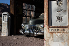 Nevada Desert Stockfotos
