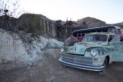 Nevada Desert Fotos de Stock