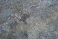 Nevada Desert Canyon Rock Texture - Grijs & Geel Stock Fotografie