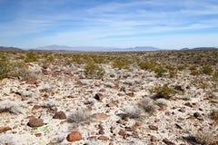 Nevada desert Stock Images