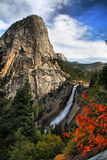 Nevada fall Stock Images