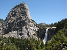 Nevada Falls Royalty Free Stock Image
