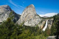 Nevada Falls Royaltyfri Bild