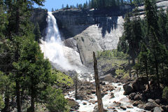 Nevada Falls 2 Royalty Free Stock Images