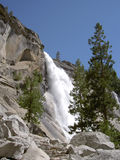 Nevada Falls in Yosemite 2. Nevada Fall in Yosemite - taken June 19, 2005 Royalty Free Stock Photography