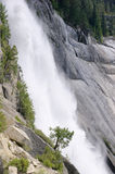 Nevada falls in the Yosemite national park Stock Image