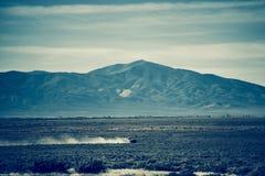 Nevada Famers que apresura fotografía de archivo libre de regalías
