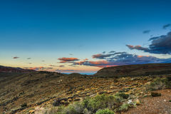 Nevada góry, usa obrazy stock