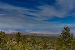 Nevada góry, usa fotografia stock