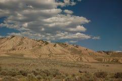 Nevada-Hügel Stockfotos