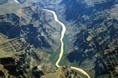 Nevada kanionu Zdjęcie Stock