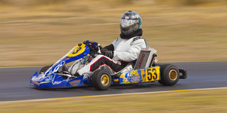 Nevada Kart Club Panning nordica immagine stock