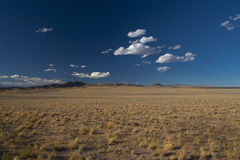 Nevada Landscape Royalty Free Stock Photos