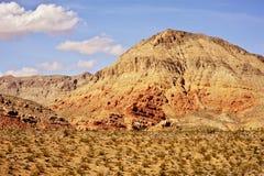 Nevada Landscape Imagen de archivo libre de regalías