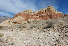 Nevada Landscape imágenes de archivo libres de regalías