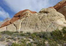 Nevada Landscape Imagenes de archivo