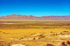 Nevada Landscape del este Foto de archivo libre de regalías