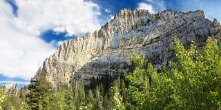 Nevada Landscape Echo Cliffs Mountain Royalty Free Stock Image