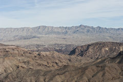 Nevada Landscape Royalty Free Stock Photography