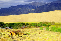 Nevada landscape. Royalty Free Stock Photography