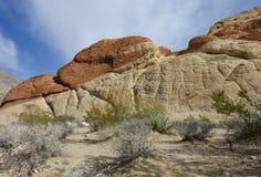 Nevada landscape Stock Photo