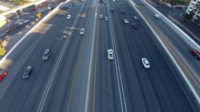 Nevada Las Vegas aérea almacen de metraje de vídeo