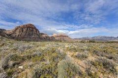 Nevada Morning Royalty Free Stock Photo